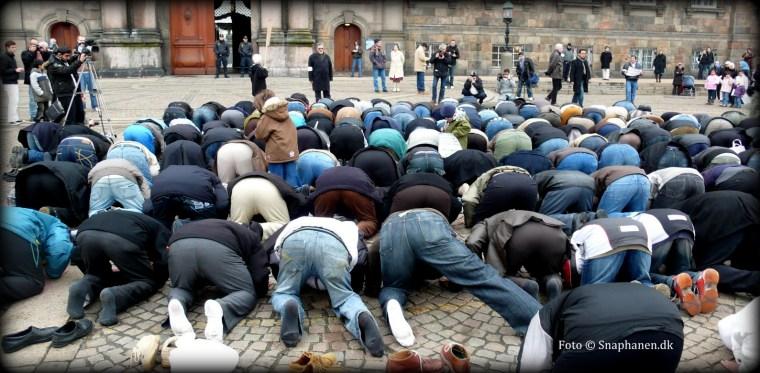 Allahu Akhbar Christiansborg