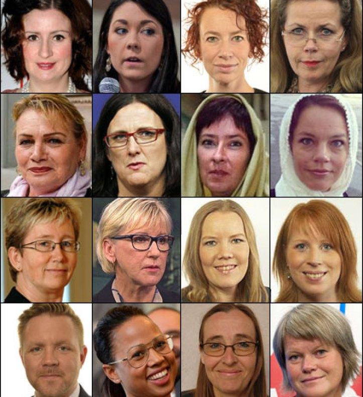 Kulturmarxismens ansikten