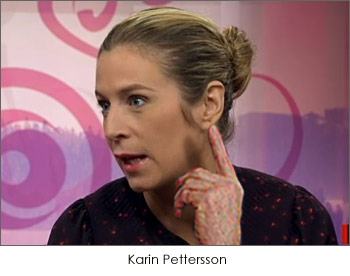 Karin Pettersson, Aftonbladet