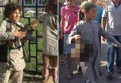 ISIS barn