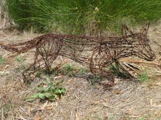 Ghost Dingoes by Clancy Warner