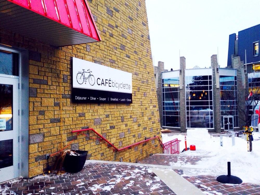 SnapHappyBunny Eats: Café Bicyclette (1/6)
