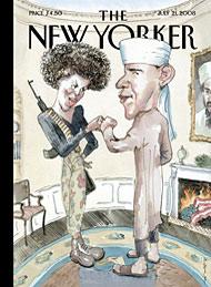 New Yorker Cover Cartoon - Images, Comics, satire