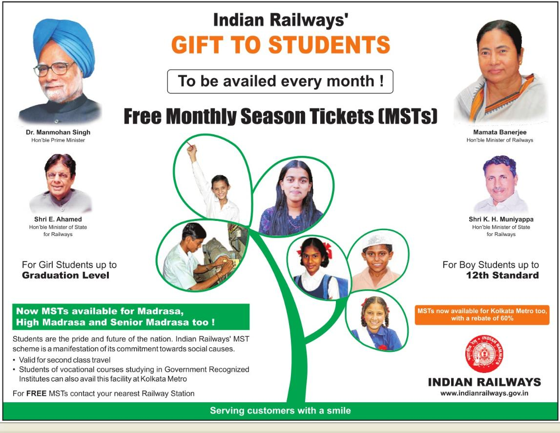 Mamta-Bannerjee-Election-Symbol-Trinamool-Congress-Manmohan-Railways-Students