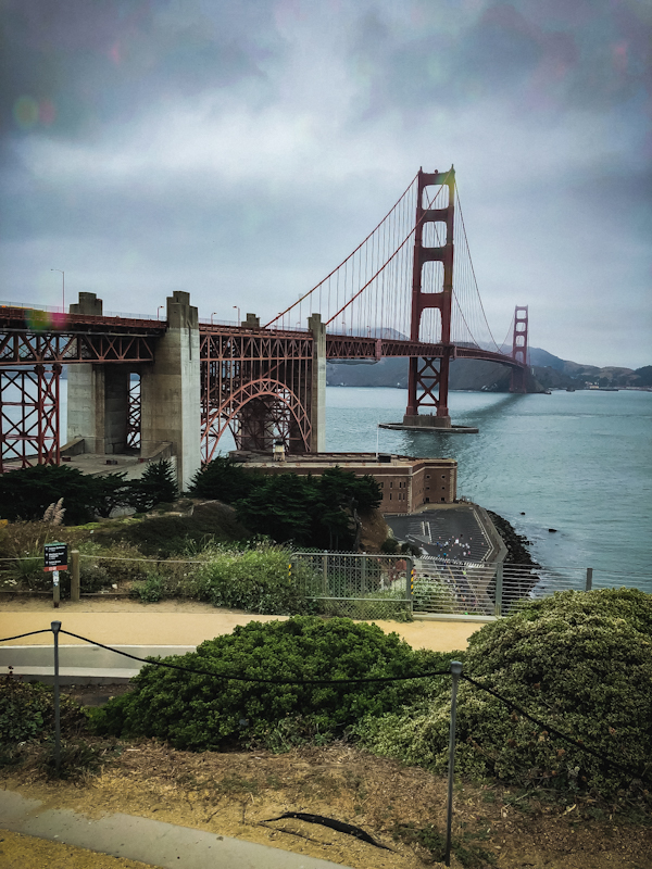 View 1 of Golden Gate Bridge