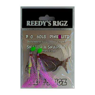 fishing rigs, tackle , pre made fishing tackle