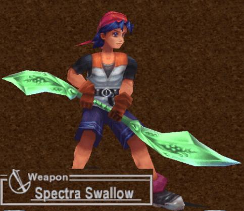 Spectra-Swallow
