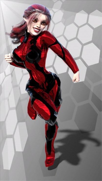 Sonja Red Heavy Armor 1
