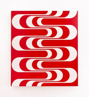 MWMW. 2013, acrylic on canvas, 45,5 x 40 cm / MWMW. 2013, acrylique sur toile, 45,5 x 40 cm