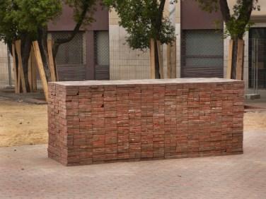 Sculpture aidée #2. 2010 / Sculpture aidée #2. 2010