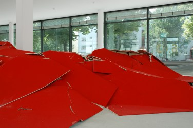 """Wo es war, soll ich sein"". 2008, New talents biennale, Cologne / ""Wo es war, soll ich sein"". 2008, Nouveaux talents biennale, Cologne"