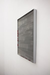 Simon Feydieu, Mimmo, 2017, Colle sur Dibond. 52X45cm