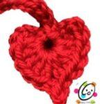 Pattern: Dangling Hearts