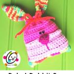 Free Pattern: Rebel Rabbit Bunny Bag
