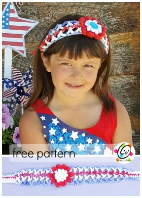 Free Pattern: Celebration Headband