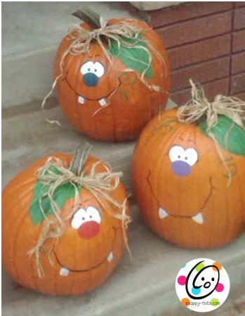 real pumpknis