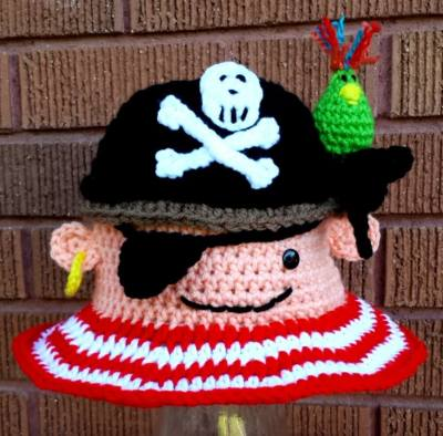 a239ad0e7e86 Of course we also needed a pirate hat