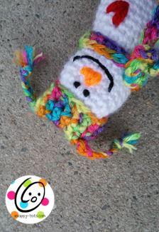 CAL 2014: Day 1 – Snowman
