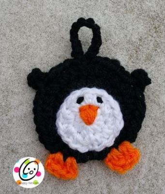 Countdown to Christmas free crochet patterns.