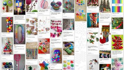 Awesome pinterest board full of bright colors and whimsical decorations.