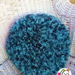 Free Pattern: Yorganza Yarn Review and Pillow