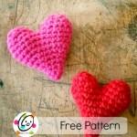 Free Pattern: Little Heart Stuffie