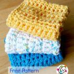 Pattern: Pretty N Easy Dishcloth