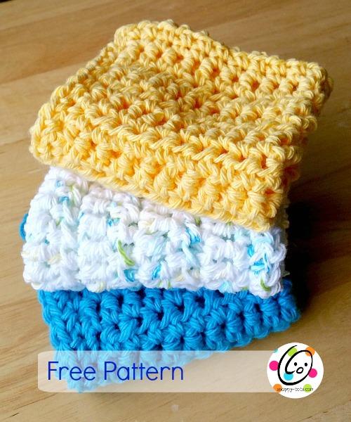 Pretty N Easy free crochet pattern