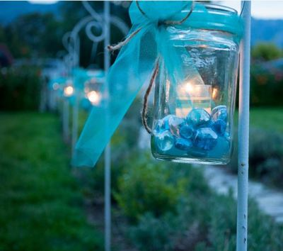 DIY: Luminaries