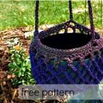Pattern: Plant Holder