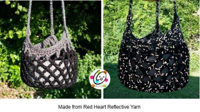 free crochet pattern using Red Heart Yarn