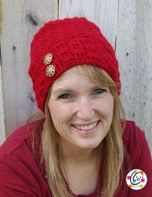 Berry Harvest Hat & Cowl