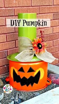 diy pumpkin