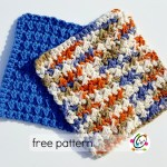 Free Pattern: Little Toughies Wash Cloth