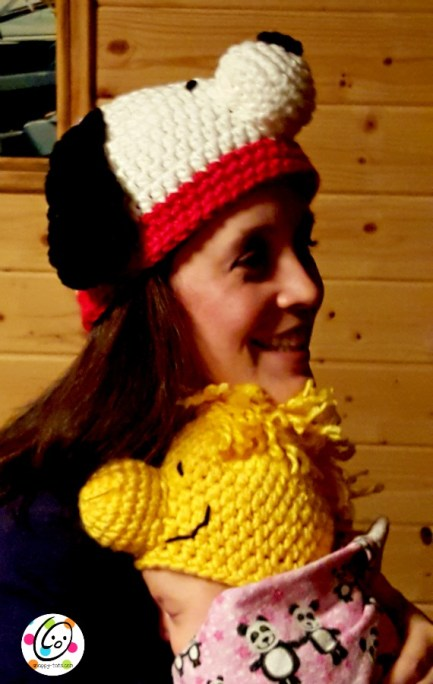 snoopy and woodstock free crochet patterns
