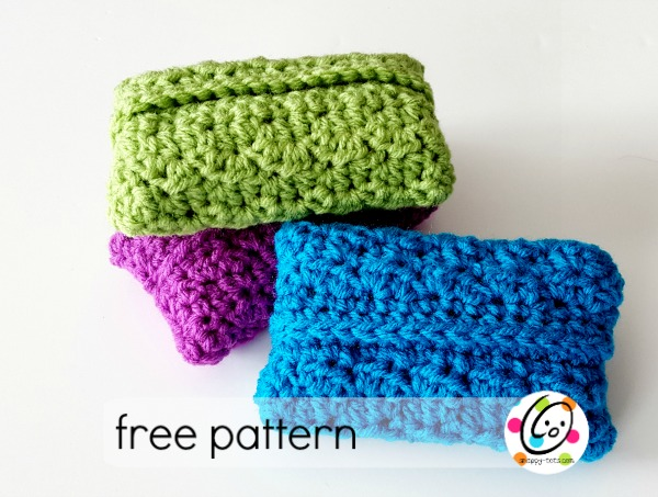 tissue cover free pattern