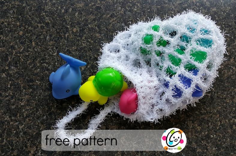 scrubby yarn free pattern