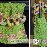 Free Pattern: Flower Power Cloth