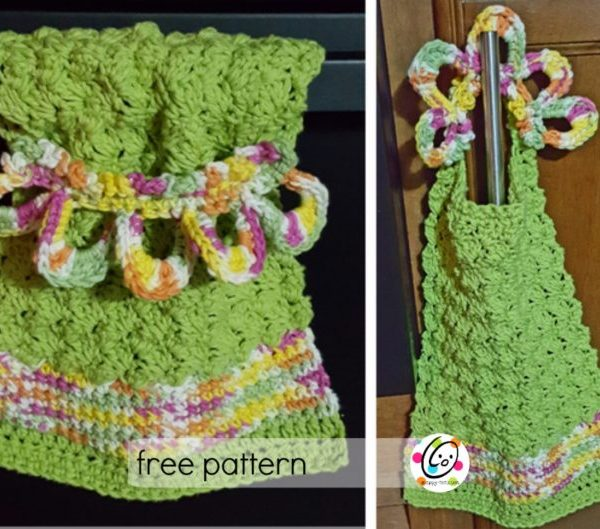 Free Pattern: Flower Power Cloth