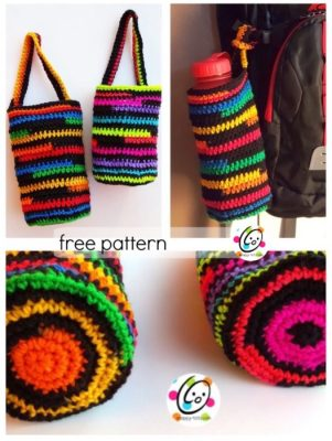 Free Pattern: Super Stripes Baggies