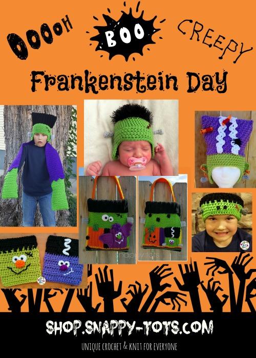 frankenstein crochet patterns