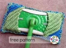 Dust bunny free crochet pattern.
