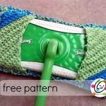 Free Pattern: Dust Bunny Catcher