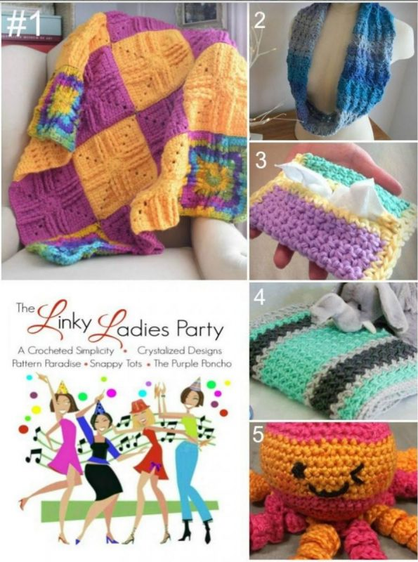Linky Ladies Community Link Party 101 Snappy Tots