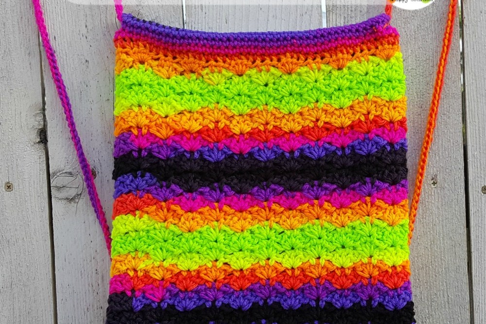 Pattern: Bright Stripes Backpack
