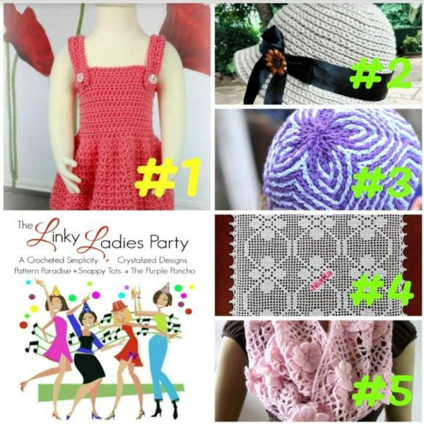 Linky Ladies Community Link party #111