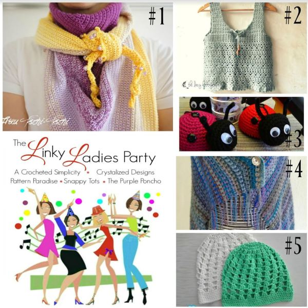Linky Ladies Community Link Party #113