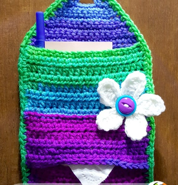 Free Pattern: Locker Pockets