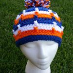Free Pattern: Sugar and Spice Beanie