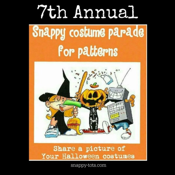 7th Annual Costume Parade for Patterns…and a surprise!